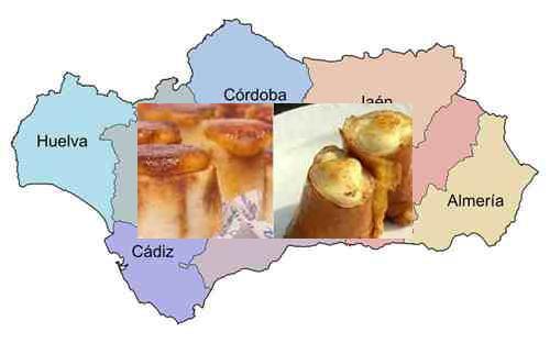 postres tipicos andaluces