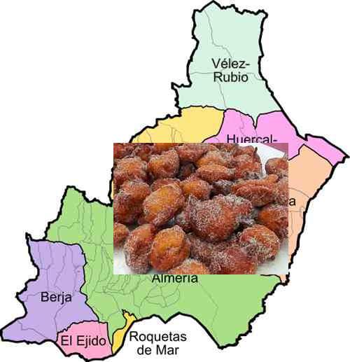 postres tipicos provincia almeria