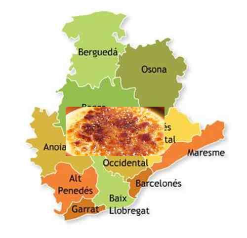 postres tradicionales provincia barcelona