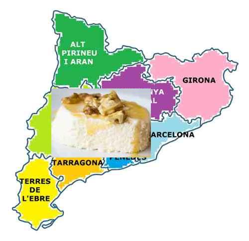 postres tradicionales catalanes