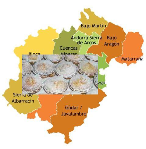 postres tradicionales provincia de teruel