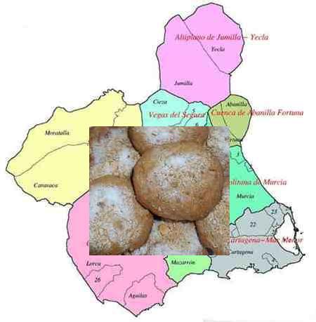 postres tradicionales region de murcia