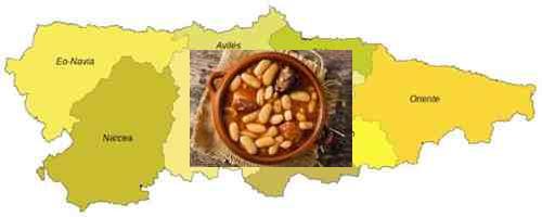 recetas tipicas asturianas