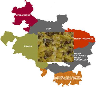 recetas tradicionales provincia de alava