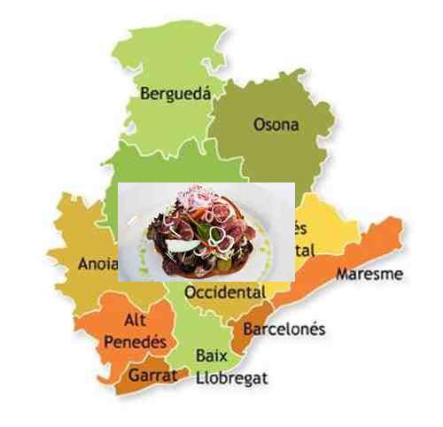 recetas tradicionales provincia barcelona