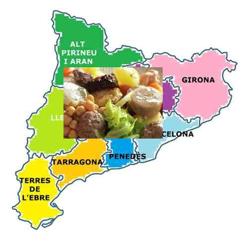 recetas tradicionales catalanas