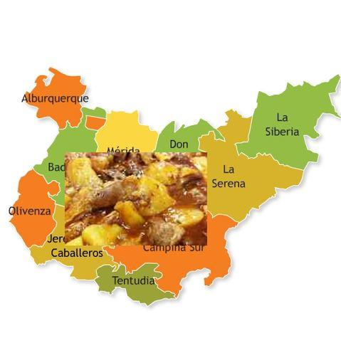 recetas tradicionales provincia de badajoz