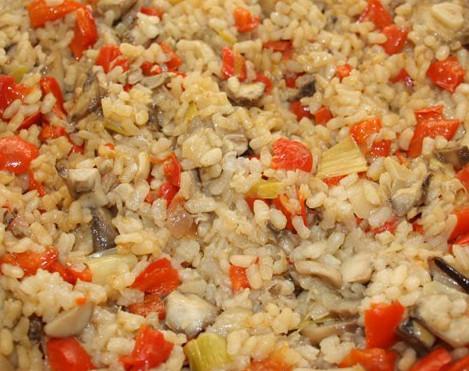 arroz con gurumelos de sevilla