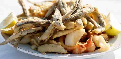 pescaito frito de malaga