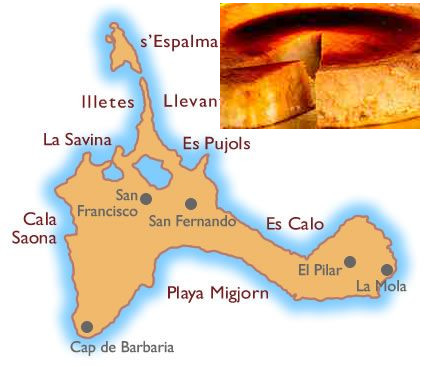 postres tradicionales isla de formentera