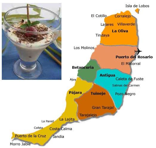 postres tradicionales isla fuerteventura