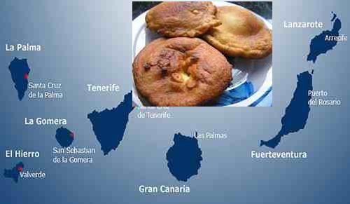 postres tradicionales islas canarias