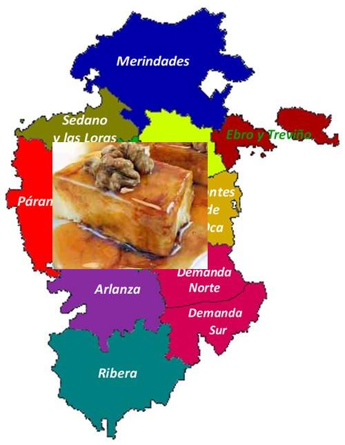postres tradicionales provincia de burgos