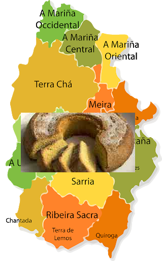 postres tradicionales provincia de lugo