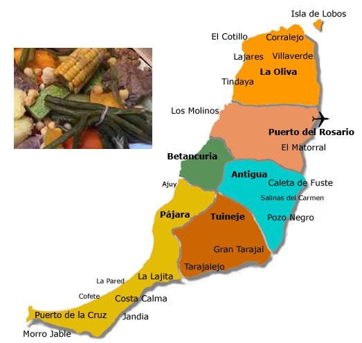 recetas tradicionales isla fuerteventura