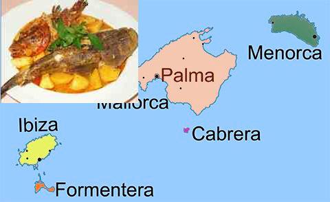 recetas tradicionales islas baleares