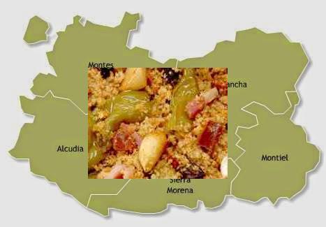 recetas tradicionales provincia de ciudad real