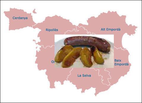 recetas tradicionales provincia de gerona