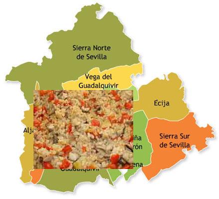 recetas tradicionales provincia de sevilla