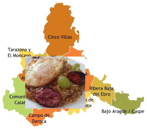 recetas tradicionales provincia de zaragoza