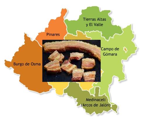 recetas tradicionales provincia soria