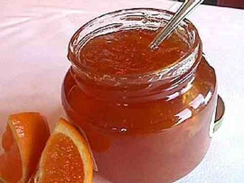 confitura de naranja de murcia
