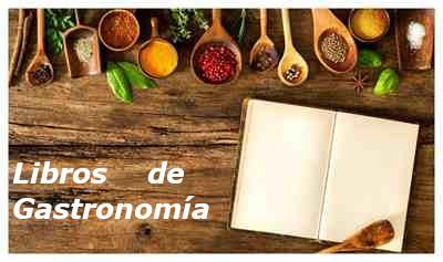 libros de gastronomia