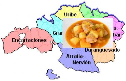 recetas tradicionales provincia bizkaia