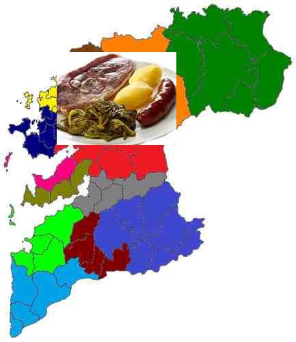 recetas tradicionales provincia pontevedra