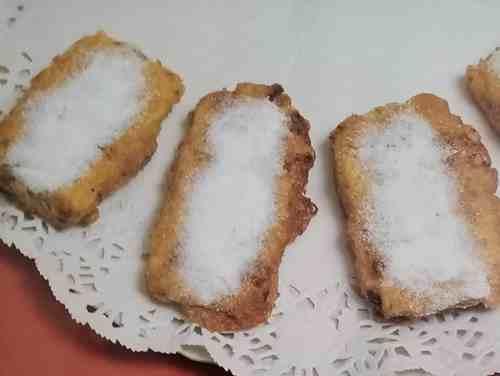 tostadas de crema de bizkaia