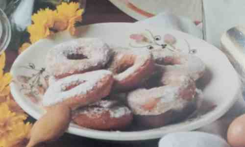 rosquillas de santander